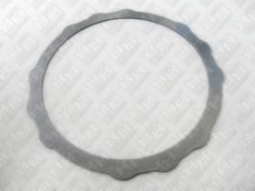 Пластина сепаратора (1 компл./1-4 шт.) для гусеничный экскаватор DAEWOO-DOOSAN S280LC-III (113365, 352-00014)