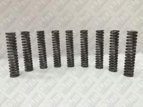Комплект пружинок (9шт.) для гусеничный экскаватор DAEWOO-DOOSAN S290LC-V (113695)