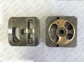 Распределительная плита для экскаватор гусеничный HITACHI ZX225-3 (2052073, 2052067)