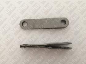 Рычаг шарнира распределительной плиты для экскаватор гусеничный HITACHI ZX225-3 (9724756)