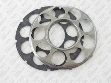 Прижимная пластина для экскаватор гусеничный HITACHI ZX330-3 (0816208, 0816207)