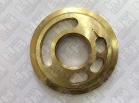Распределительная плита для колесный экскаватор HYUNDAI R140W-7 (XJBN-00413, XJBN-00412)