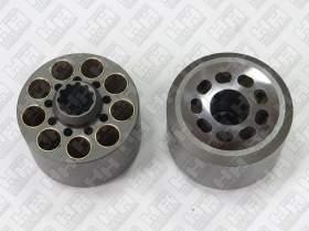 Блок поршней для колесный экскаватор HYUNDAI R140W-9 (XJBN-01048, XJBN-01047)