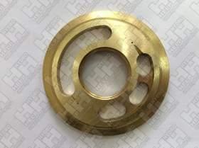 Распределительная плита для колесный экскаватор HYUNDAI R140W-9 (XJBN-01045, XJBN-01044)
