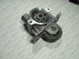 PTO BOX для колесный экскаватор HYUNDAI R140W-9 (XJBN-01018, XJBN-01020)