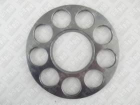 Прижимная пластина для колесный экскаватор HYUNDAI R160W-9A (XKAY-00534, 39Q6-11210)