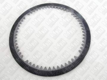 Фрикционная пластина (1 компл./3 шт.) для колесный экскаватор HYUNDAI R170W-7A (XKAH-00549, XKAY-00537)