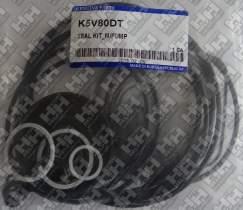 Ремкомплект для колесный экскаватор HYUNDAI R170W-7 (XJBN-00962, XJBN-00098)