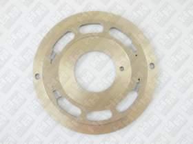 Распределительная плита для колесный экскаватор HYUNDAI R170W-9 (XKAY-01512, 39Q6-11270)