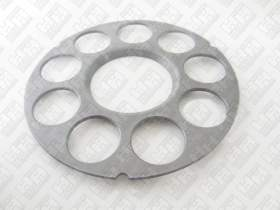 Прижимная пластина для гусеничный экскаватор HYUNDAI R180LC-7 (XKAH-00152, XKAY-00534)