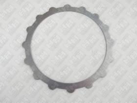 Пластина сепаратора для колесный экскаватор HYUNDAI R180W-9 (XKAY-00538, 39Q6-41370)