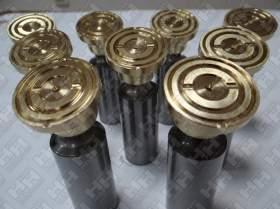 Комплект поршней (9шт.) для колесный экскаватор HYUNDAI R200W-7 (XJBN-00060, XJBN-00061, XJBN-00062)