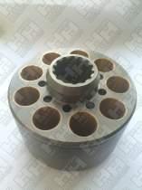 Блок поршней для гусеничный экскаватор HYUNDAI R220NLC-9A (XJBN-00067, XJBN-01040, XJBN-01041)