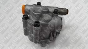 Шестеренчатый насос для экскаватор гусеничный HYUNDAI R250LC-7 (XJBN-00737, XJBN-00929)