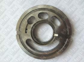 Распределительная плита для гусеничный экскаватор HYUNDAI R250LC-9 (XJBN-01035, XJBN-01036)