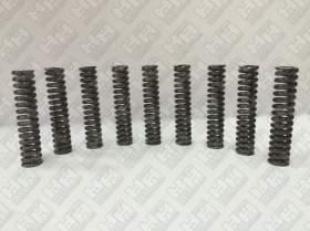 Комплект пружинок (9шт.) для гусеничный экскаватор HYUNDAI R430LC-9 (XJBN-00541)