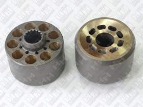 Блок поршней для экскаватор гусеничный HYUNDAI R4500LC-7 (XJBN-00680, XJBN-00666, XJBN-00665)