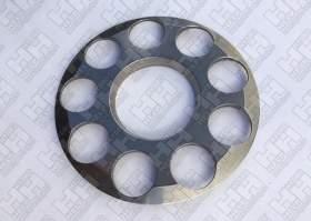 Прижимная пластина для колесный экскаватор JCB JS130W ()