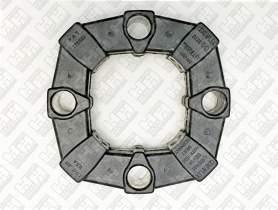 Эластичное соединение (демпфер) для экскаватор колесный JCB JS160W (331/25063, KNJ0949)