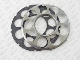 Прижимная пластина, пружина для гусеничный экскаватор VOLVO EC200B (VOE14529771, VOE14529772)