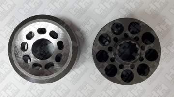 Блок поршней для экскаватор колесный VOLVO EW170 (SA8230-28580, SA8230-28560, SA8230-28590,)